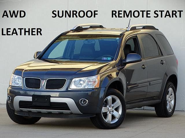 2007 Pontiac Torrent AWD 4dr for sale in Addison, IL