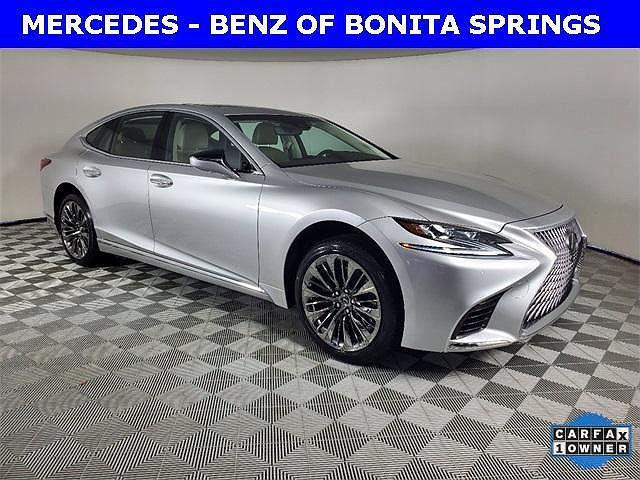 2018 Lexus LS LS 500 for sale in Bonita Springs, FL