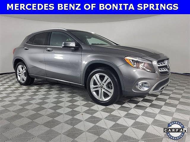 2018 Mercedes-Benz GLA GLA 250 for sale in Bonita Springs, FL