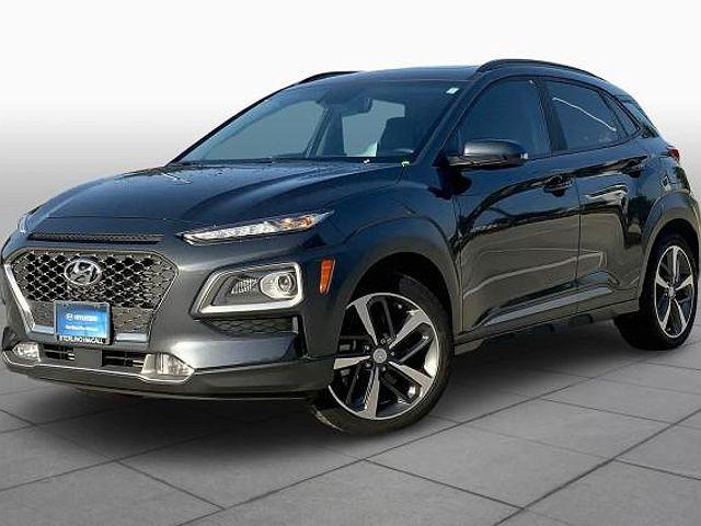 2020 Hyundai Kona Ultimate for sale in Houston, TX