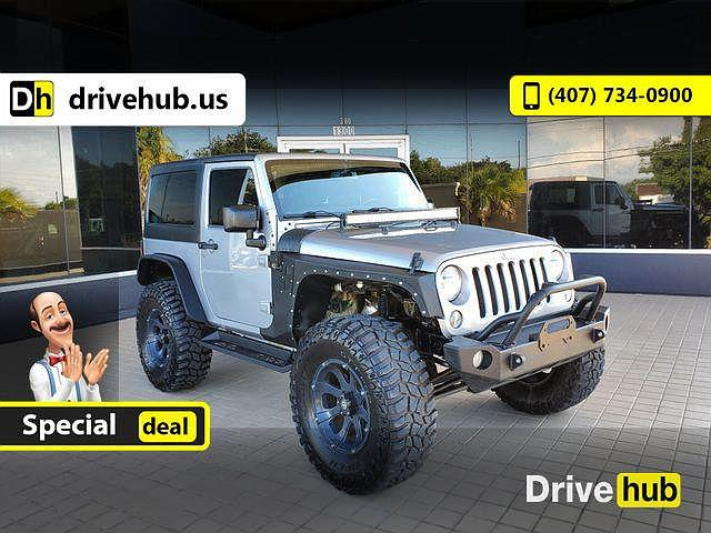 2016 Jeep Wrangler Sport for sale in New Smyrna Beach, FL