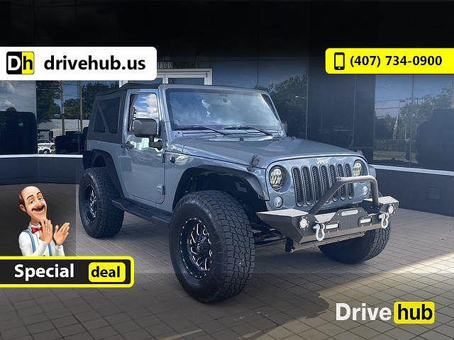 2014 Jeep Wrangler Sport for sale in New Smyrna Beach, FL