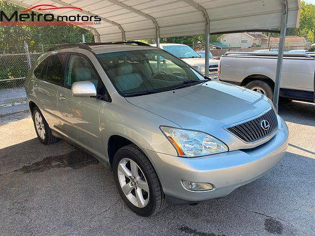 2007 Lexus RX 350 FWD 4dr for sale in Knoxville, TN