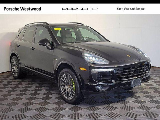 2017 Porsche Cayenne S E-Hybrid for sale in Westwood, MA