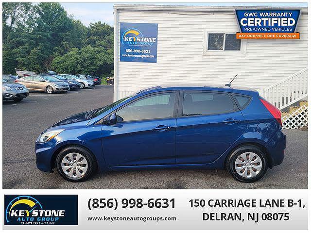 2015 Hyundai Accent GS for sale in Delran, NJ