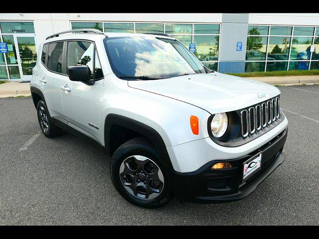 2017 Jeep Renegade Sport for sale in Chantilly, VA