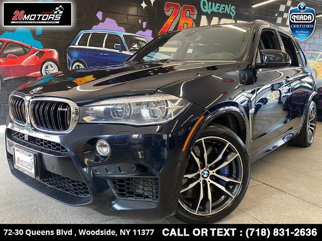 2017 BMW X5 M Sports Activity Vehicle for sale in Woodside, NY