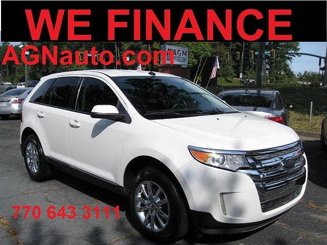 2013 Ford Edge SEL for sale in Roswell, GA