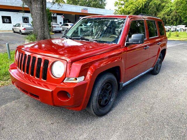 2008 Jeep Patriot for sale near Gainesville, FL