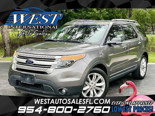 2013 Ford Explorer XLT for sale in Miramar, FL