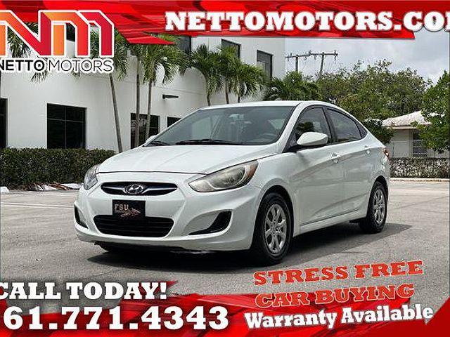 2013 Hyundai Accent GLS for sale in West Palm Beach, FL