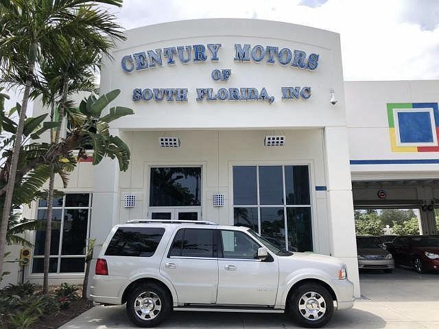 2005 Lincoln Navigator Luxury for sale in Pompano Beach, FL
