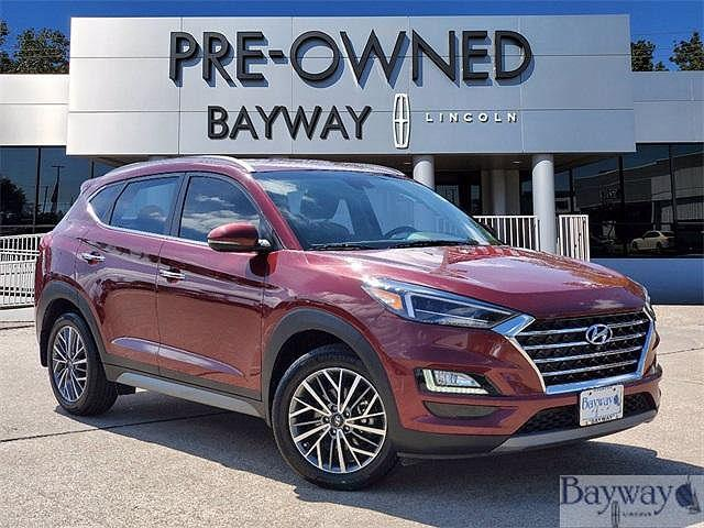 2019 Hyundai Tucson Limited for sale in Houston, TX