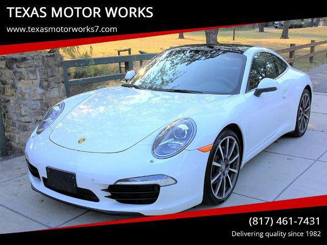 2013 Porsche 911 Carrera for sale in Arlington, TX