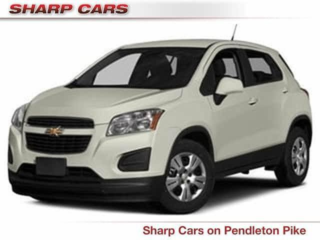 2015 Chevrolet Trax LTZ for sale in Indianapolis, IN