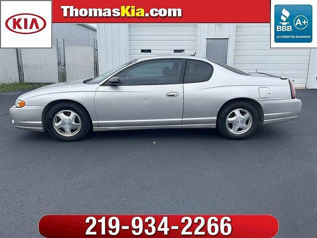2005 Chevrolet Monte Carlo LT for sale in Highland, IN