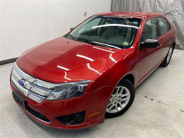 2011 Ford Fusion S for sale in Chantilly, VA