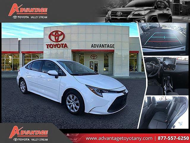 2021 Toyota Corolla LE for sale in Valley Stream, NY