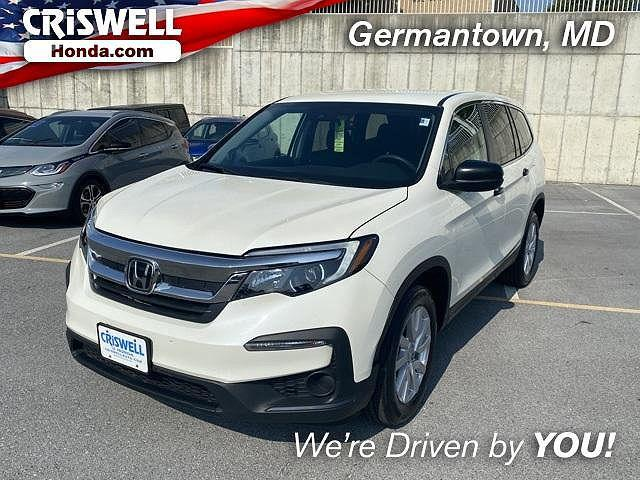 2019 Honda Pilot LX for sale in Germantown, MD