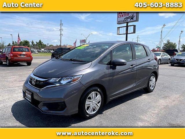 2019 Honda Fit LX for sale in Oklahoma City, OK