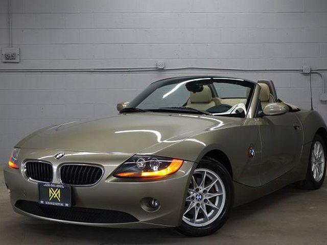 2004 BMW Z4 2.5i for sale in Addison, IL