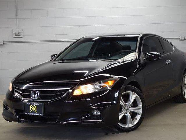 2012 Honda Accord Coupe EX-L for sale in Addison, IL