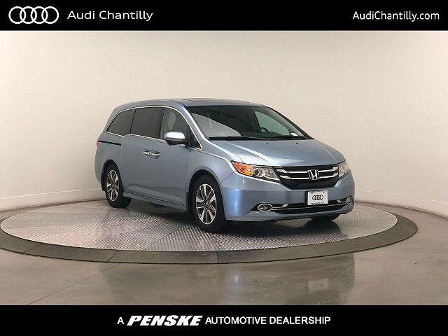 2014 Honda Odyssey Touring for sale in Chantilly, VA