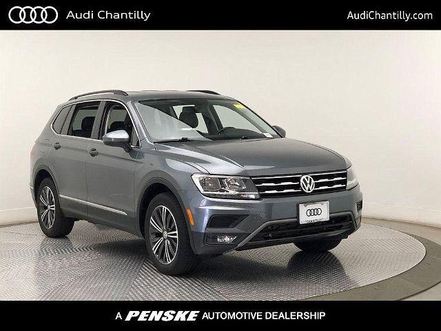 2018 Volkswagen Tiguan SE for sale in Chantilly, VA