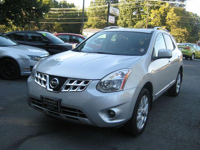 2013 Nissan Rogue SL for sale in Charlotte, NC