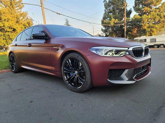 2018 BMW M5 Sedan for sale in Sacramento, CA