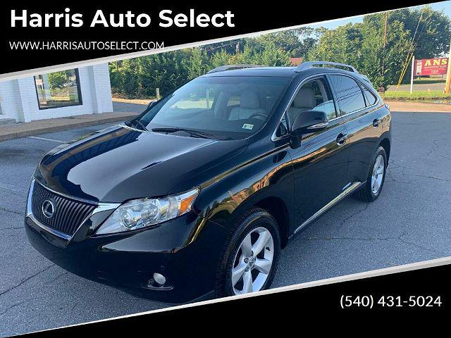 2011 Lexus RX 350 AWD 4dr for sale in Winchester, VA