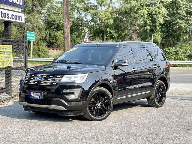 2016 Ford Explorer Limited for sale in Beltsville, MD