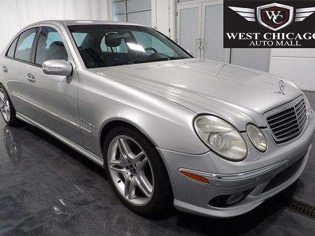 2004 Mercedes-Benz E-Class AMG for sale in West Chicago, IL