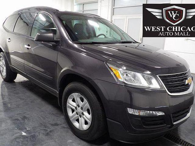 2015 Chevrolet Traverse LS for sale in West Chicago, IL
