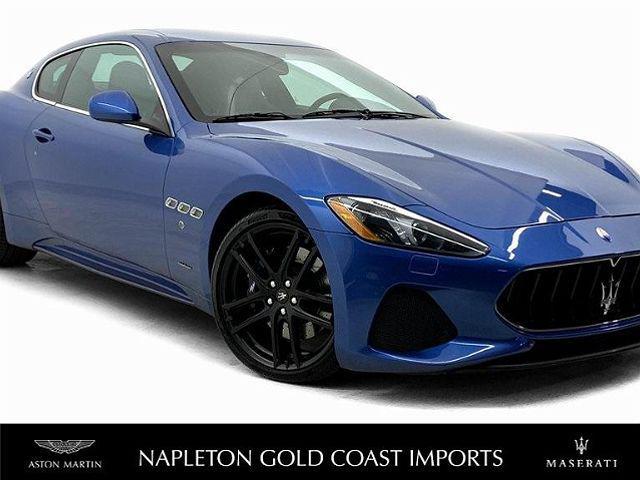 2018 Maserati GranTurismo Sport for sale in Downers Grove, IL