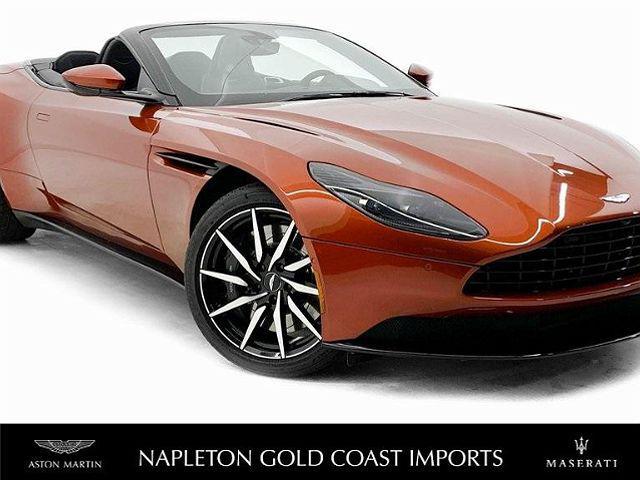 2020 Aston Martin DB11 Volante for sale in Downers Grove, IL