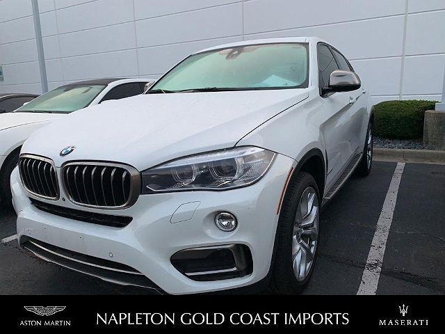 2016 BMW X6 xDrive50i for sale in Downers Grove, IL