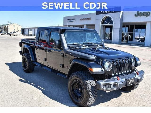 2020 Jeep Gladiator Rubicon for sale in Andrews, TX