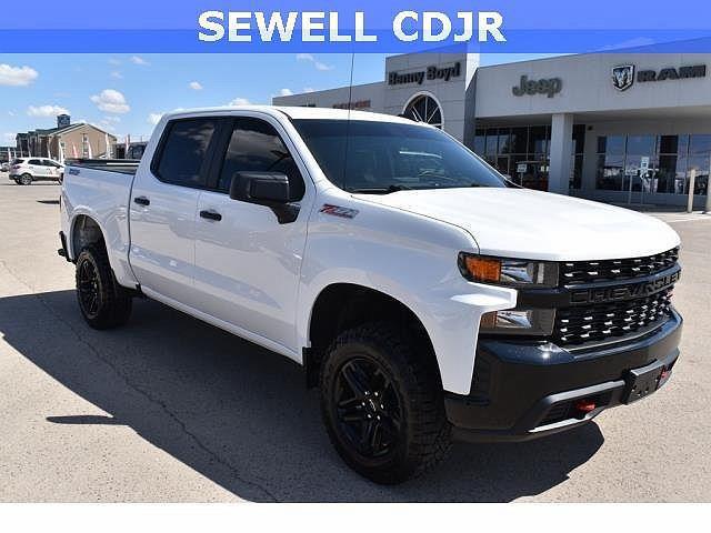 2021 Chevrolet Silverado 1500 Custom Trail Boss for sale in Andrews, TX