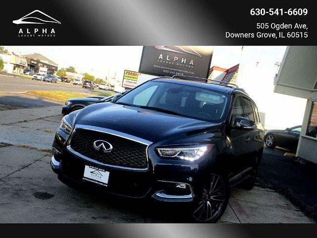 2017 INFINITI QX60 AWD for sale in Downers Grove, IL