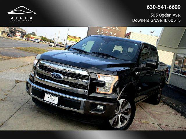 2016 Ford F-150 King Ranch for sale in Downers Grove, IL