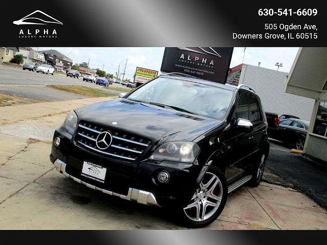 2009 Mercedes-Benz M-Class 6.3L AMG for sale in Downers Grove, IL