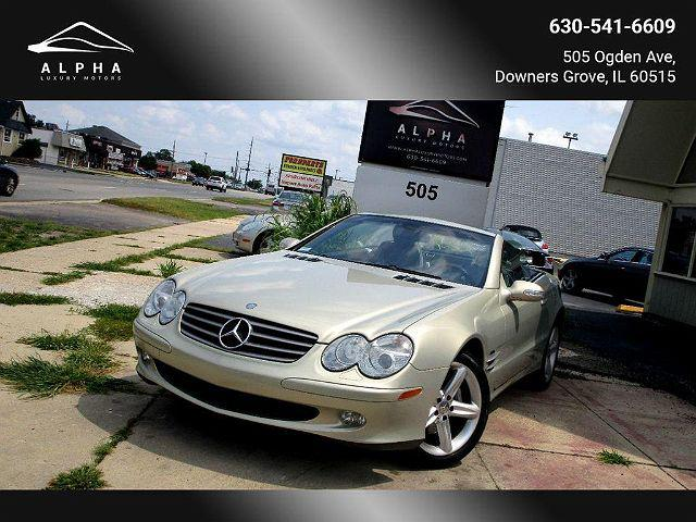 2003 Mercedes-Benz SL-Class 2dr Roadster 5.0L for sale in Downers Grove, IL