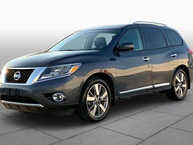 2014 Nissan Pathfinder Platinum for sale in Richardson, TX