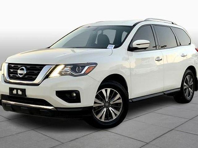 2017 Nissan Pathfinder SL for sale in Richardson, TX