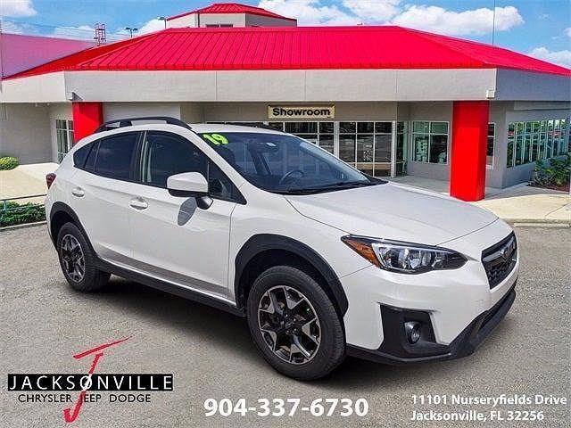 2019 Subaru Crosstrek Premium for sale in Jacksonville, FL