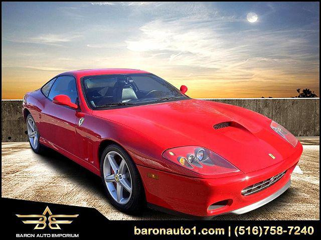 2005 Ferrari 575M Maranello 2dr Cpe for sale in Roslyn Heights, NY