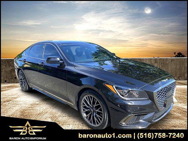 2018 Genesis G80 3.3T Sport for sale in Roslyn Heights, NY