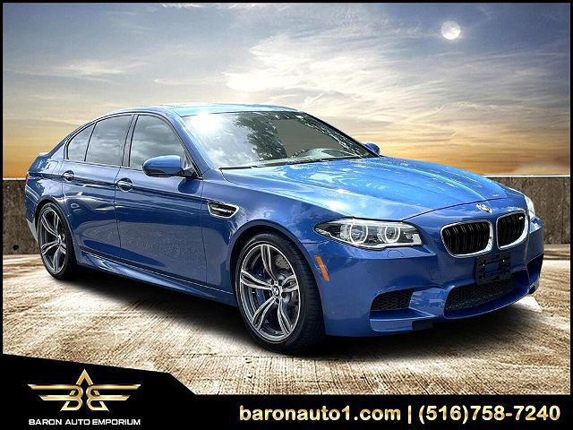 2014 BMW M5 4dr Sdn for sale in Roslyn Heights, NY