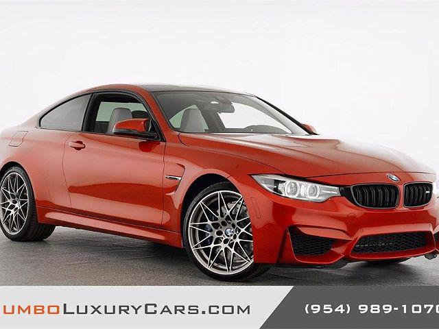 2019 BMW M4 Coupe for sale in Hollywood, FL